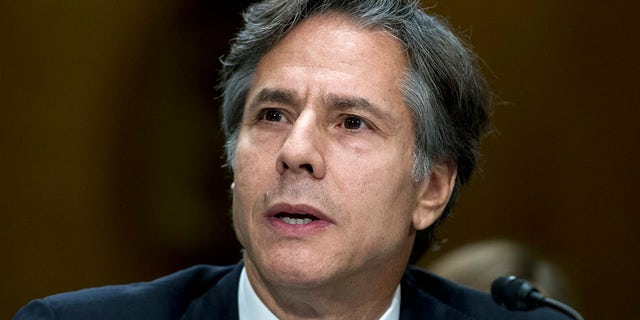 Biden secretary of state pick Blinken opposed terrorist label for Iran's Revolutionary Guard