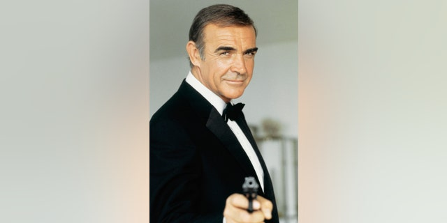 Scottish actor Sean Connery achieve international stardom as suave secret agent James Bond.