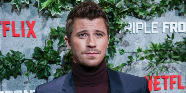 Garrett Hedlund pleaded no contest to oneguilty charge while the second DUI charge was dismissed. (Photo by Pablo Cuadra/WireImage)