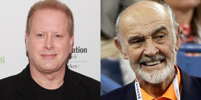 Darrell Hammond paid tribute to Sean Connery on Instagram.