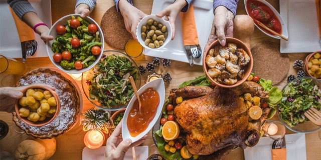 Scale back holiday gatherings this year, urged several leading medical and health organizations in an open letter to the American people. (iStock)