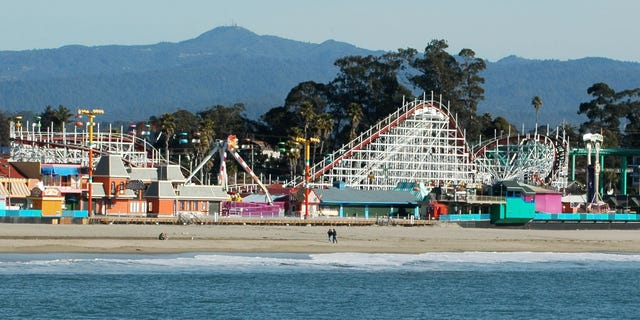 .Santa Cruz Beach Boardwalk is reportedly shutting its doors again due to Santa Cruz County moving back a tier 2 risk level (meaning there is a substantial risk)