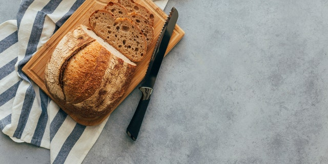 Tom Brady, 44, has gone on the record about his strict anti-inflammation diet, which excludes white flour and sugar and gluten – key ingredients that are found in most commercial-made bread. (iStock)