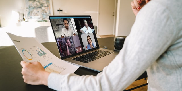 In a new report, the national health agency advised business to promote teleworking options where possible to reduce virus spread. (iStock)