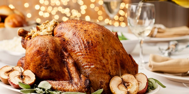 The turkey size will dictate how big of a helping each guest gets — not to mention leftovers.