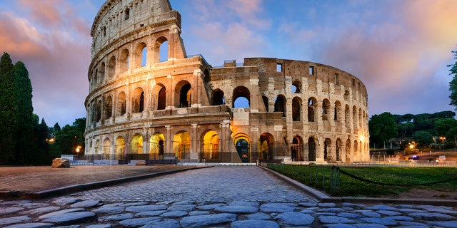 In a bit of a bewildering tidbit, when in Rome, one discouraged travelers from defacing the historic Colosseum by writing their names on it.