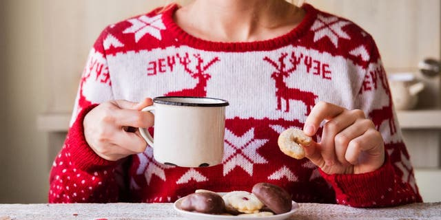 "Americans are going to use the holidays to binge more than usual this year, according to Herbalife Nutrition's ""Writing off the End of the Year"" survey. (iStock)"