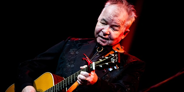 John Prine died in April at the age of 73 from coronavirus complications. (Photo by Rich Fury/Getty Images)