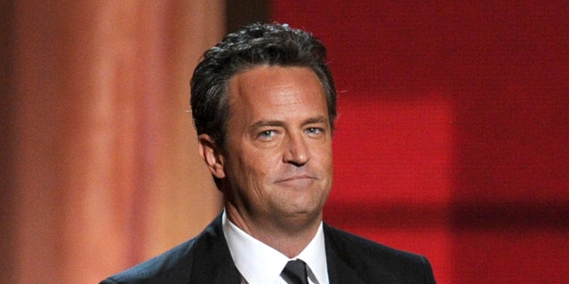 Actor Matthew Perry is trying to raise money for coronavirus relief.