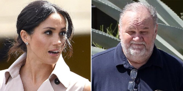 Meghan Markle has been estranged from her father, Thomas Markle, since tying the knot to Prince Harry in a lavish ceremony in 2018.