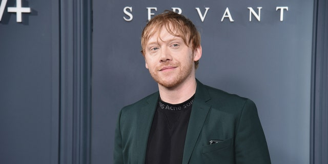 Rupert Grint shares photo of daughter on Instagram debut