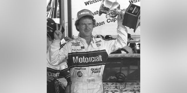 Shepherd has won four races in the NASCAR Cup Series including the 1990 Atlanta Journal 500.