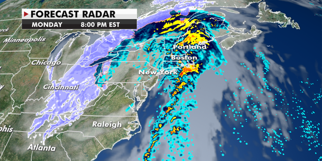 Record-breaking hurricane season sees late system pushing rain, severe weather up East coast 52