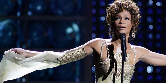 Whitney Houston was inducted into the Rock & Roll Hall of Fame.