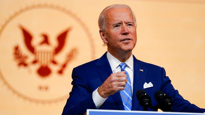 foxnews.com - Bradford Betz - President-elect Joe Biden twisted ankle while playing with dog Major