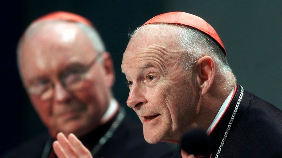 Key findings in Vatican report into ex-Cardinal McCarrick