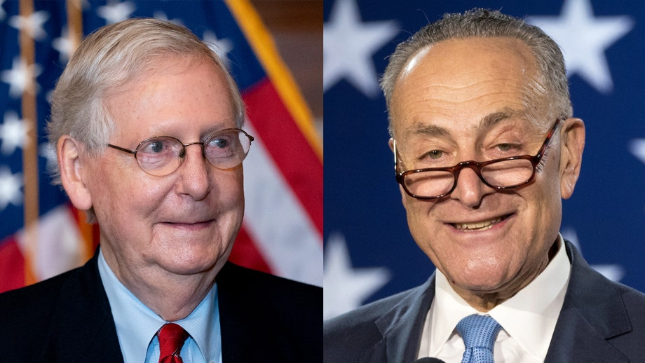 McConnell, Schumer mum on contours of impeachment trial as DC preps for inauguration under lockdown