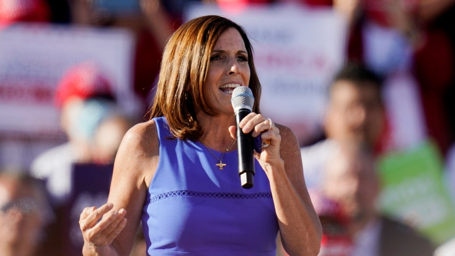 McSally confident Senate seat won't flip: 'Arizonans are going to choose freedom'