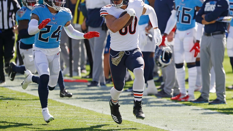 Bears' Jimmy Graham takes aim at NFLPA over daily testing recommendation for vaccinated players