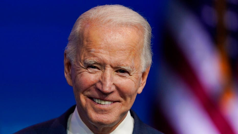Biden transition argues agency review teams represent 'diversity of ideology and background'
