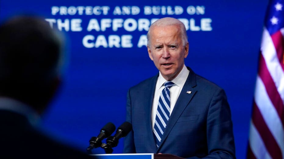 Biden wins presidency but struggles with these voters