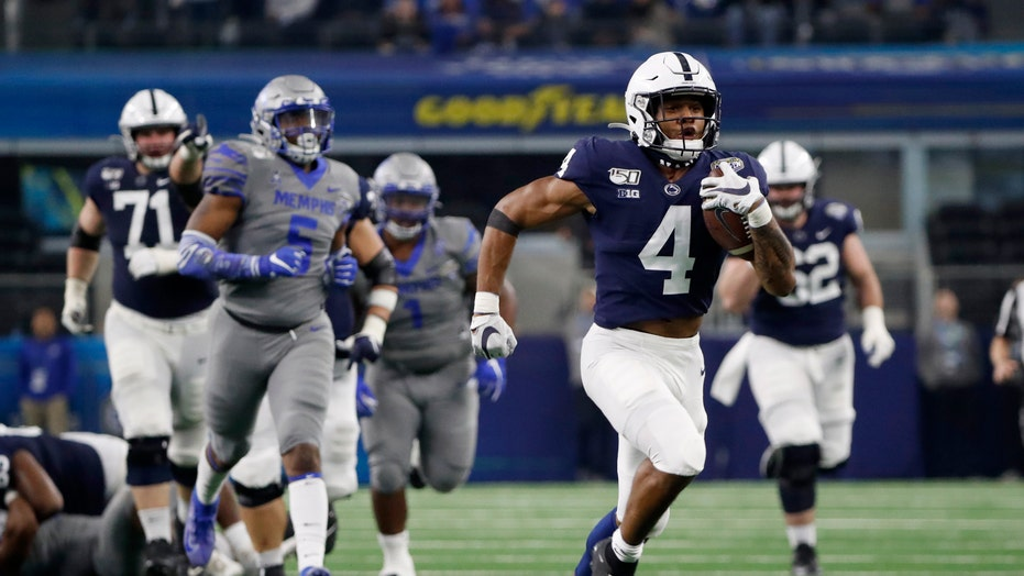 Heart condition forces Penn St. RB Brown to give up football