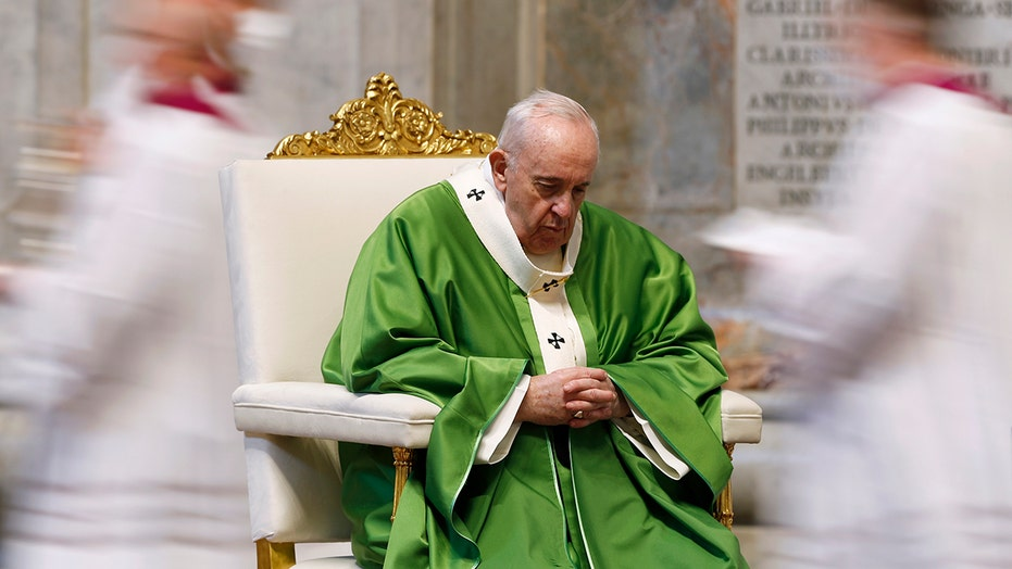 Pope Francis' Instagram account reportedly likes bikini model's racy snapshot