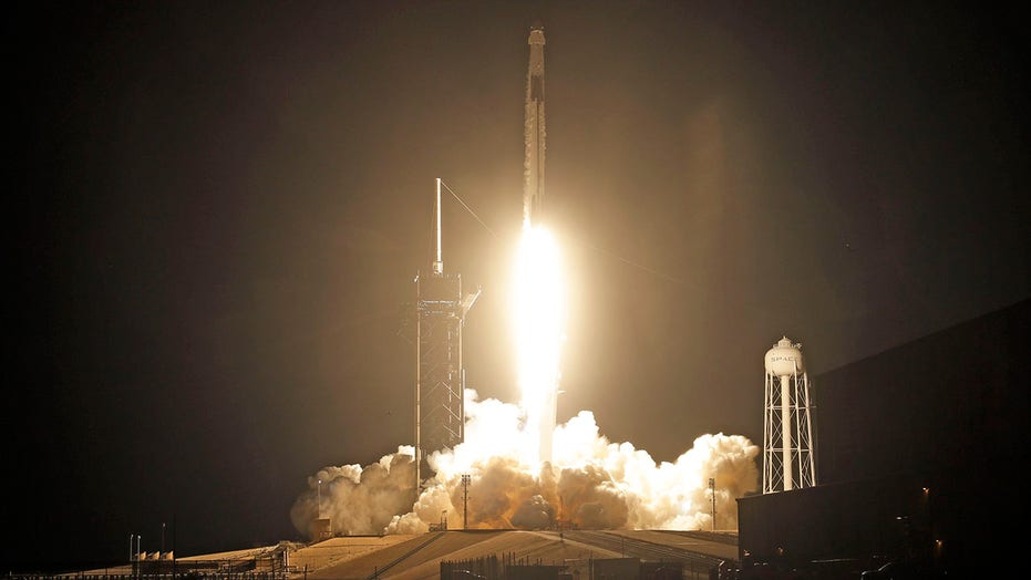 SpaceX completes first rocket launch of 2021, sending up communications satellite