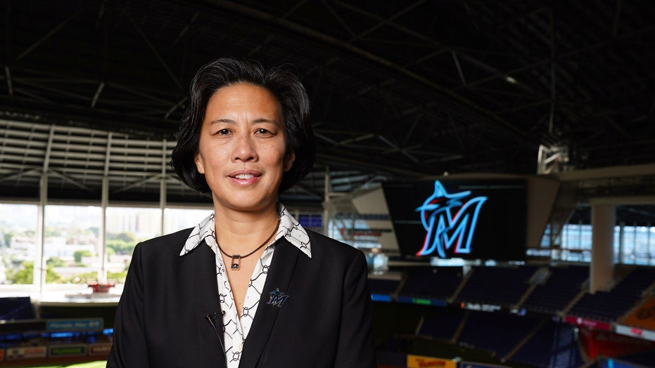 Kim Ng ready to bear the torch as baseball's 1st female GM