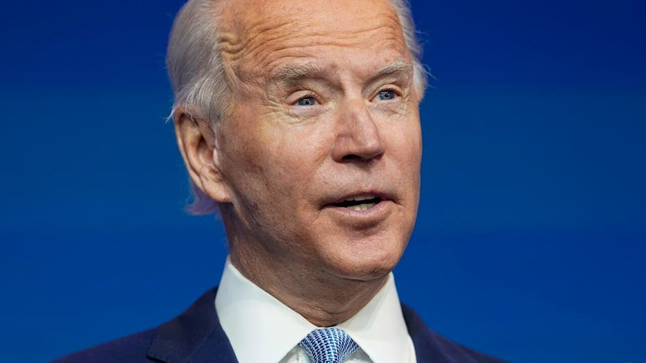 Biden says Trump administration outreach on transition has been 'sincere'