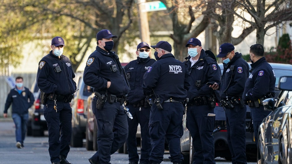 2 NYPD officers shot in Queens released from hospital