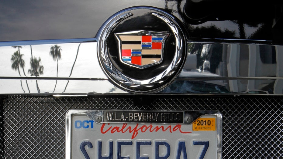 California can't ban offensive license plates, judge rules