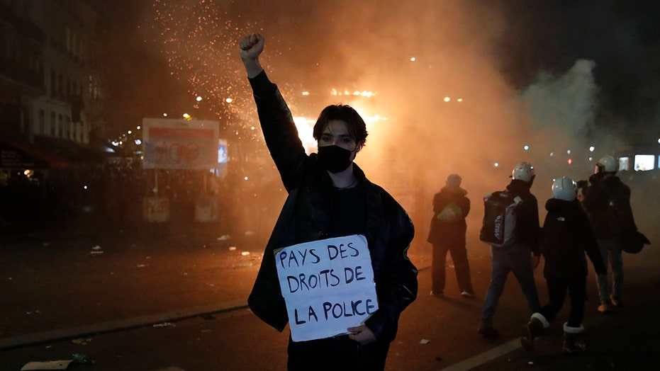 French lawmakers to rewrite proposed bill banning use of police images after outrage