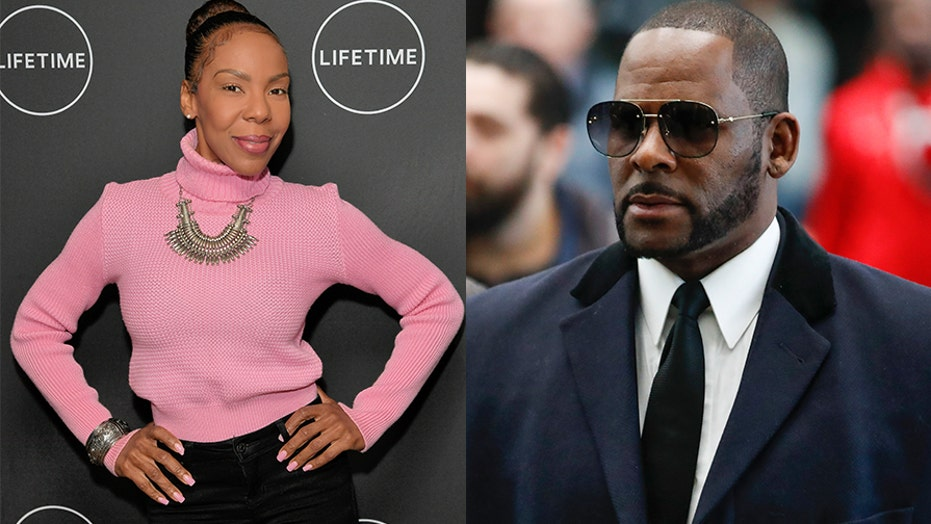 [R. Kelly's ex-wife Andrea Kelly compares her marriage to 'American Horror Story': 'You can't heal in the lie'