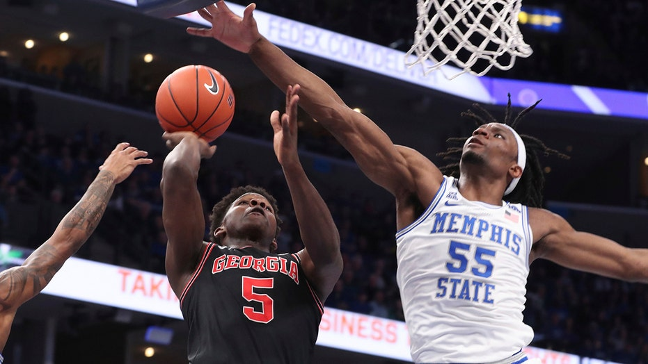 Georgia's Edwards tops list of shooting guards in NBA draft