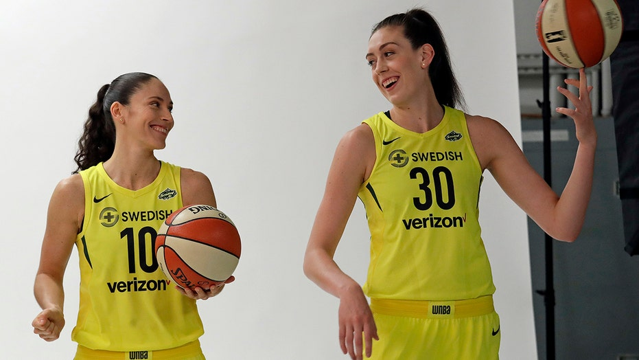 WNBA champs Bird, Stewart make freezing eggs less taboo