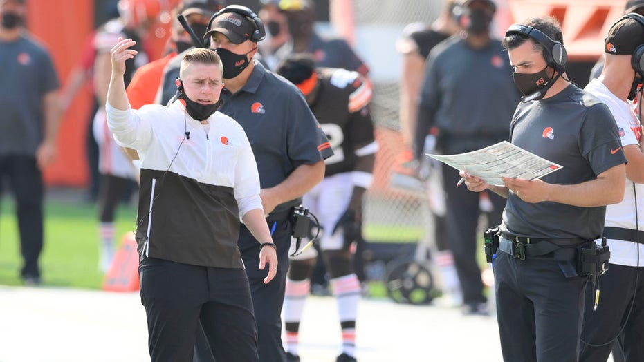 Browns female coach to handle game-day duties against Jags