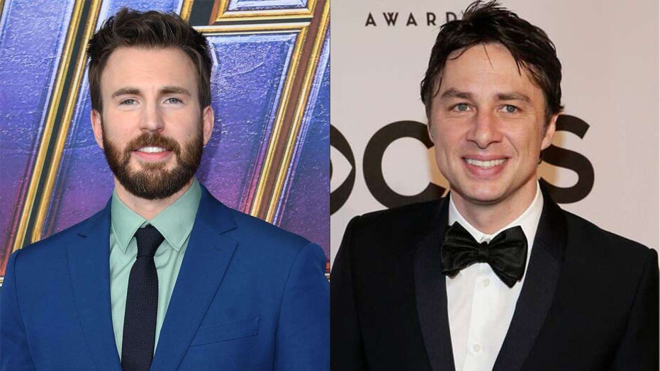 Chris Evans, Zach Braff will 'never forget' Trump 'enablers'