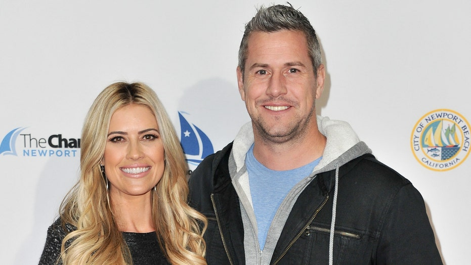 Christina Anstead officially files for divorce from Ant Anstead