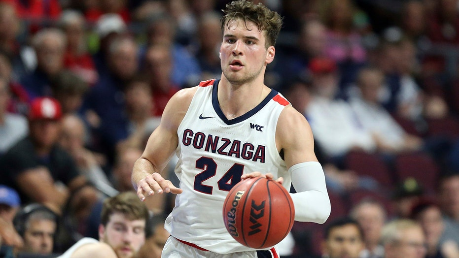 Kispert, Ayayi lead No. 1 Gonzaga's quest for national title