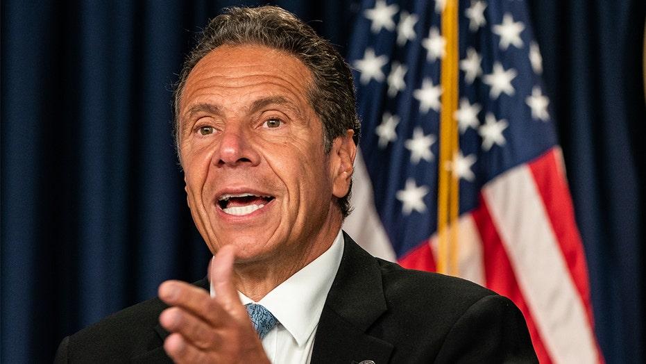 最高法院裁定对科莫不利, 阻止对某些纽约礼拜堂的冠状病毒限制