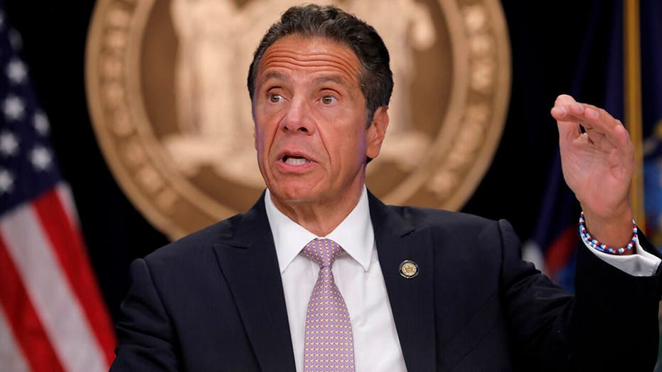 Cuomo facing harassment allegations, nursing home cover-up accusations