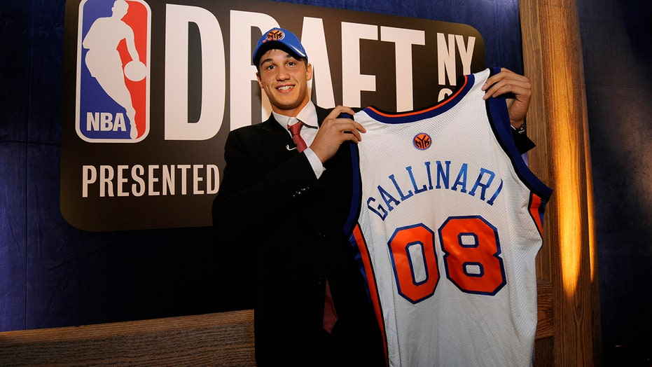 Thunder's Danilo Gallinari reflects on 2008 NBA选秀, gives advice to incoming class: 'Enjoy every moment'