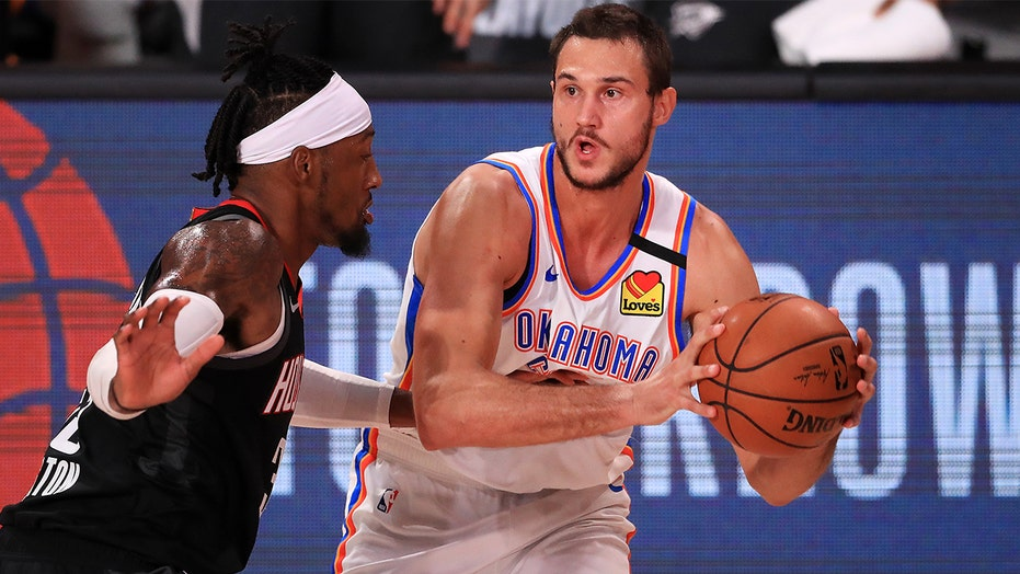 Thunder's Danilo Gallinari wishes Chris Paul well after trade to Suns