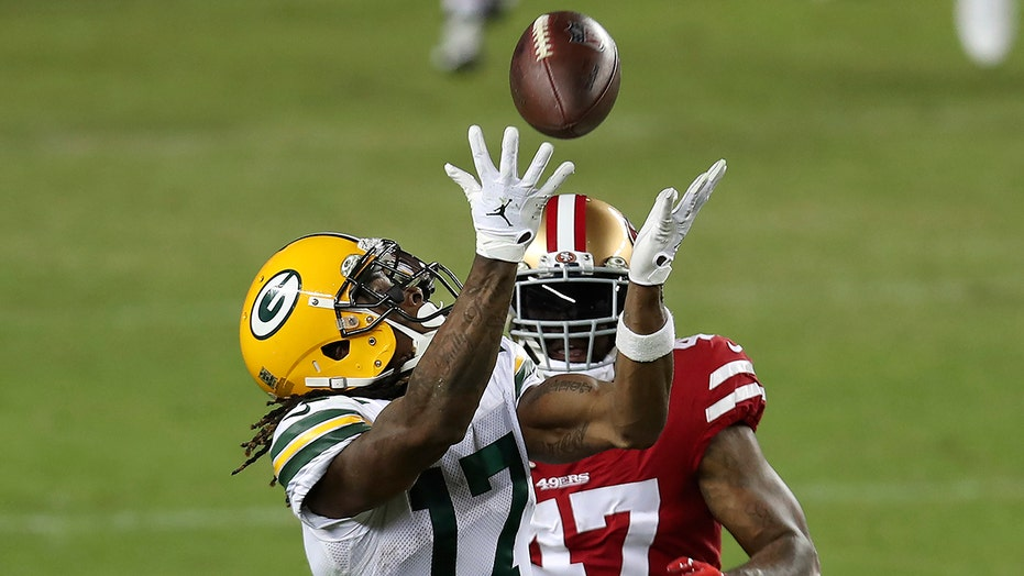 Packers Davante Adams Stakes His Claim For Best Wide Receiver In Football Fox News