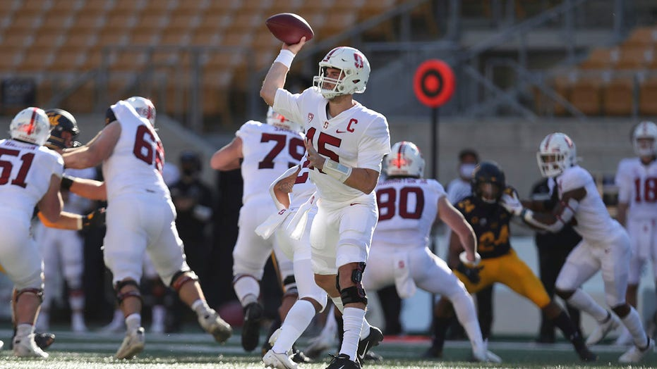 Stanford takes back Axe trophy, beats Cal 24-23 in Big Game