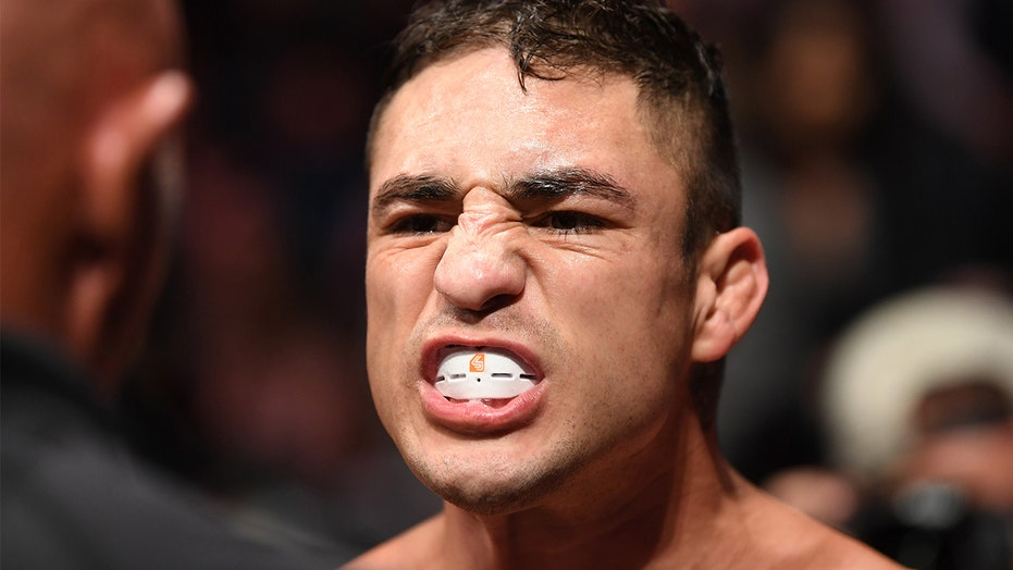 UFC fighter Diego Sanchez says he received UFO visit: 'It was obvious it was watching me'