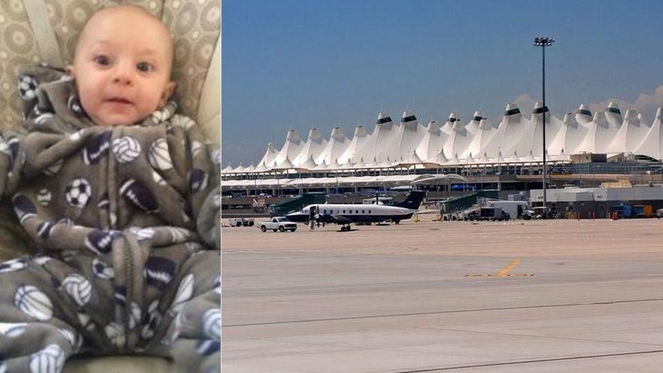Missing Utah infant found at Denver airport, woman arrested after Amber Alert, police say