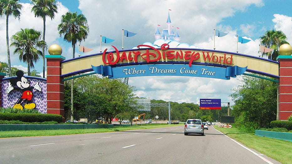 Disney World ride debuts holiday makeover days before park's Christmas celebrations are set to start