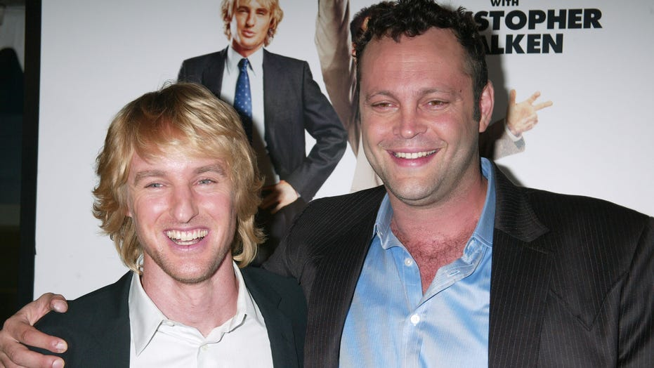 'Wedding Crashers' sequel being 'seriously' talked about by stars Vince Vaughn, Owen Wilson